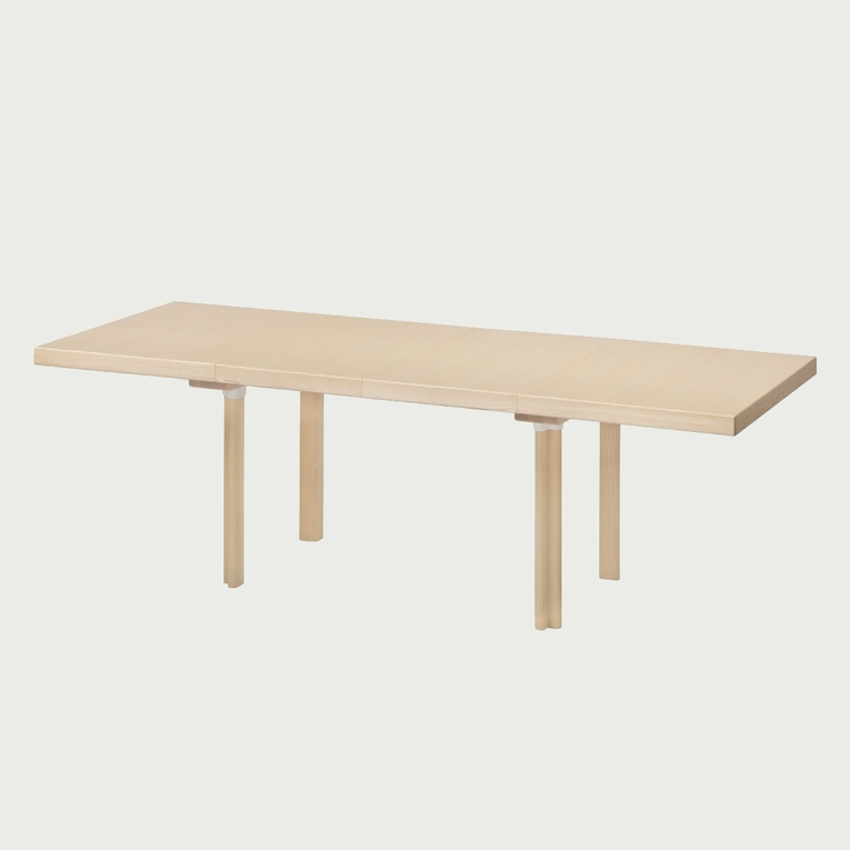 Artek Alvar Aalto Rectangular Extension Table H92