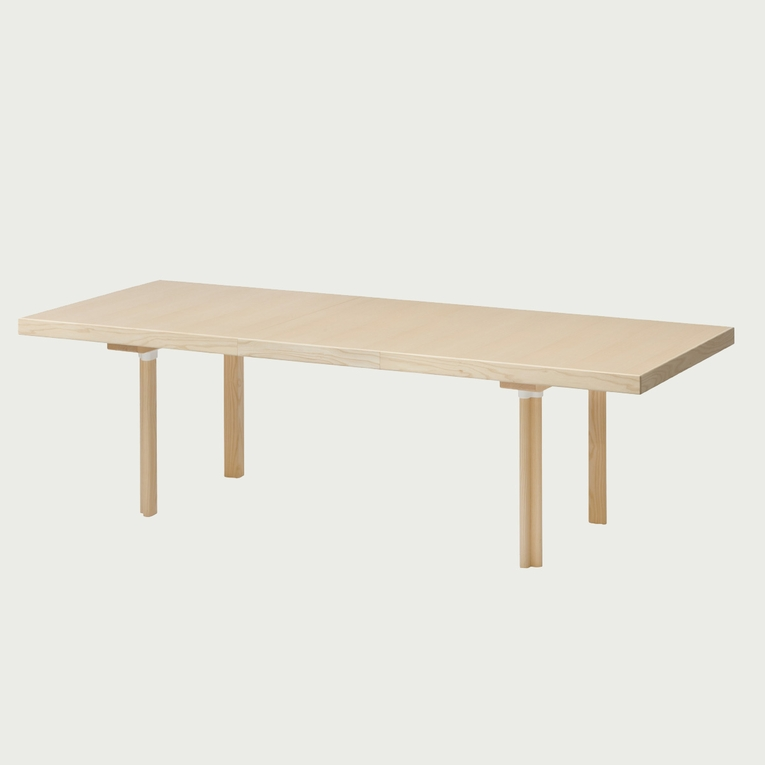 Artek Alvar Aalto Rectangular Extension Table H94
