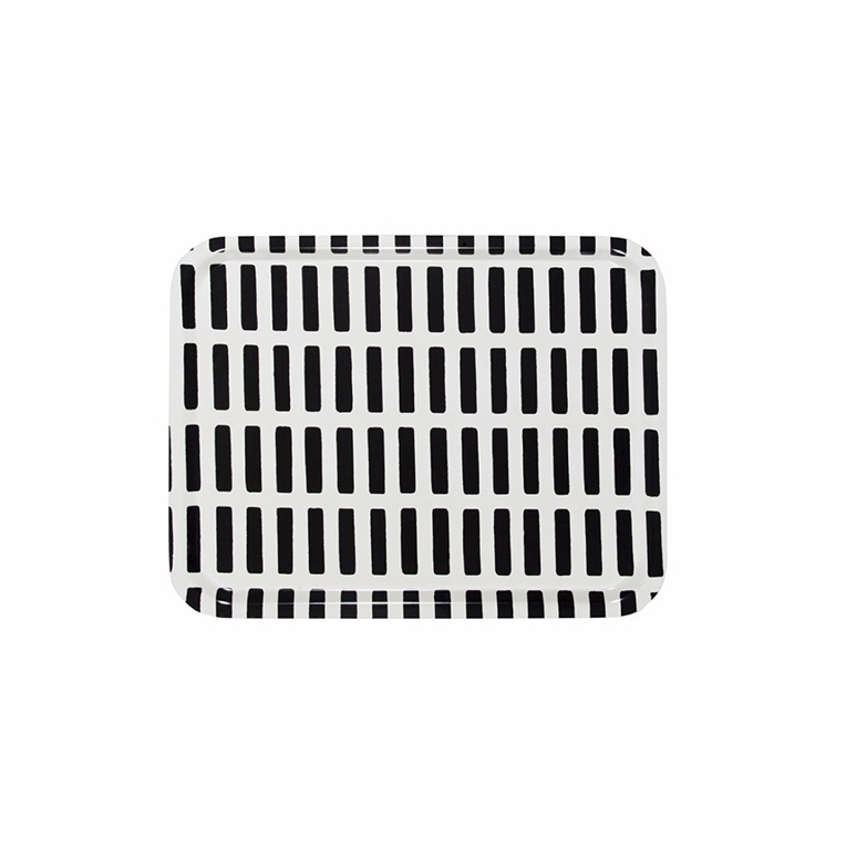 Artek Siena White/Black Large Tray