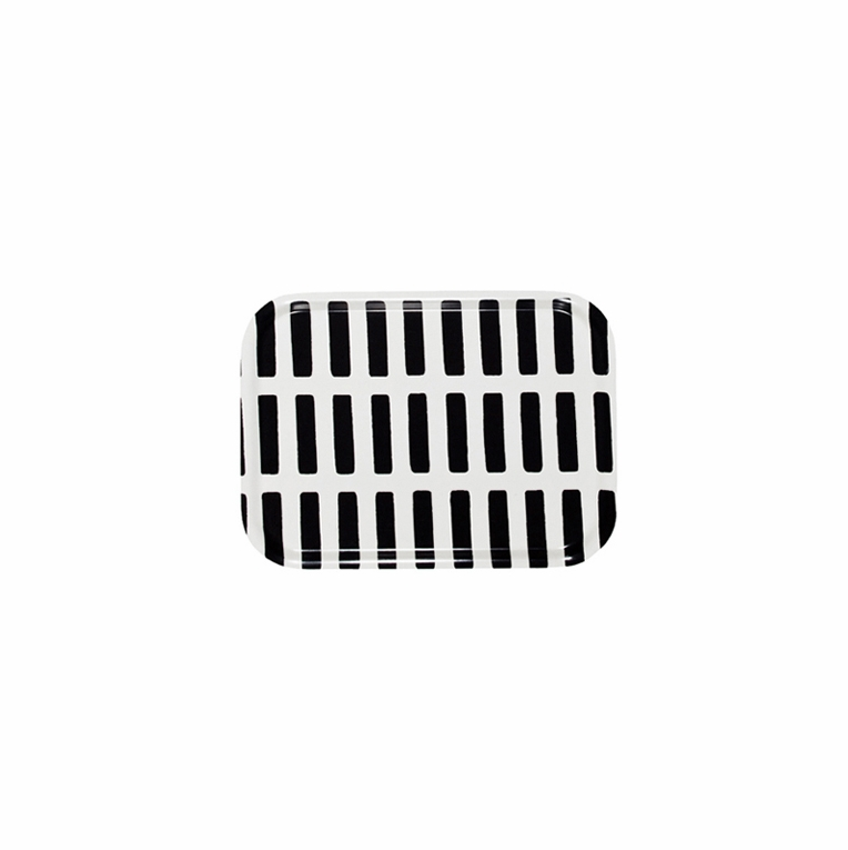 Artek Siena White/Black Small Tray