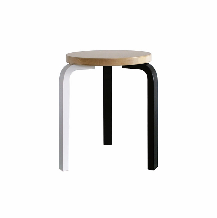 Artek Special Edition Mike Meiré Stool 60