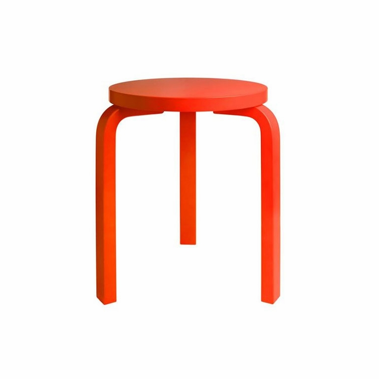 Artek Special Edition Tom Dixon Stool 60