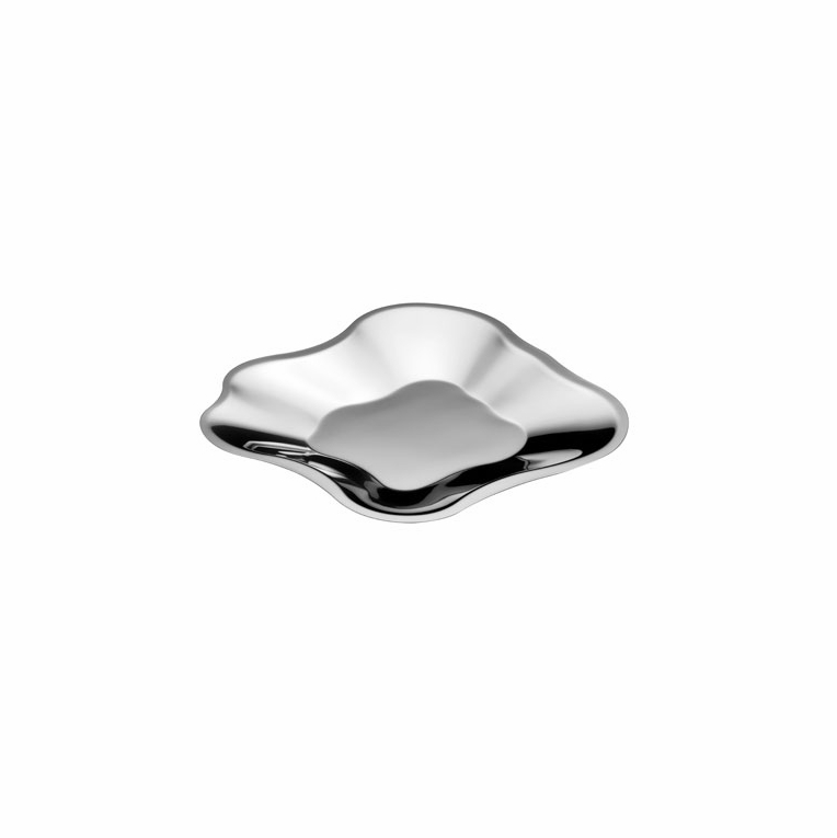 Iittala Aalto Stainless Steel Serving Tray - 14""