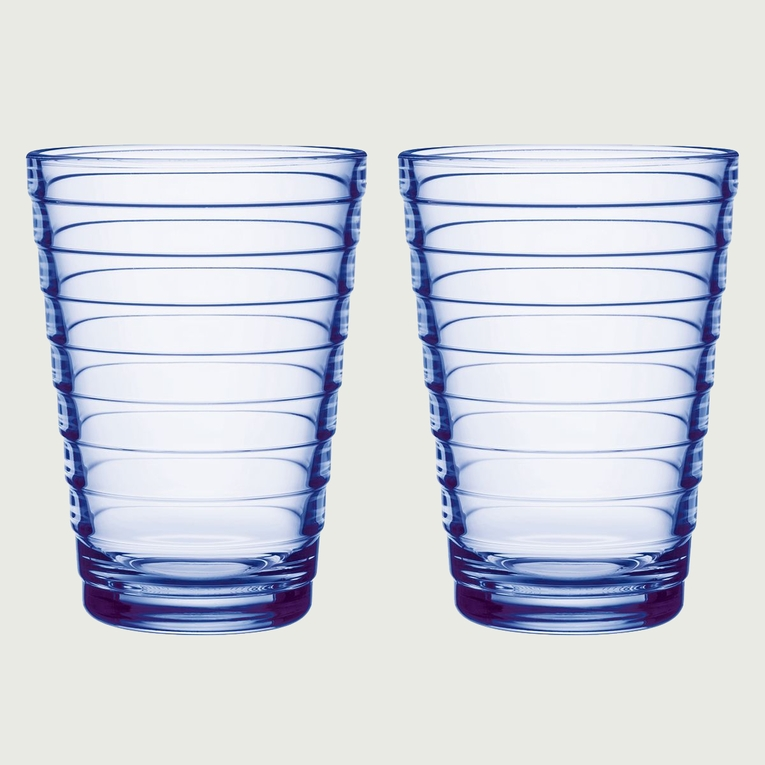 iittala Aino Aalto Aqua Large Tumblers - Set of 2