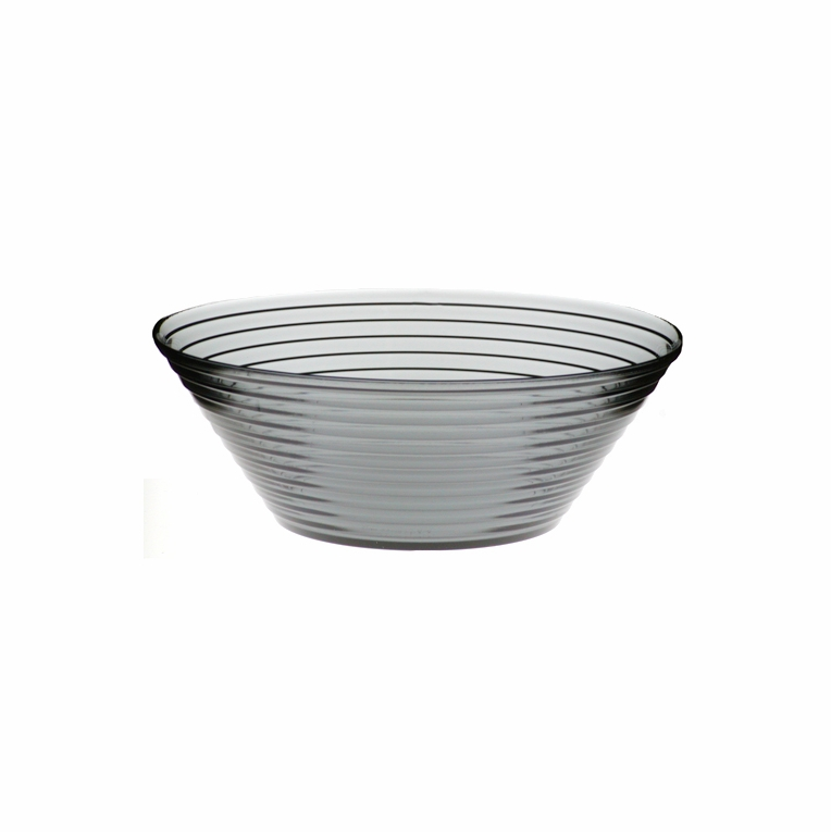 Iittala Aino Aalto Grey Serving Bowl