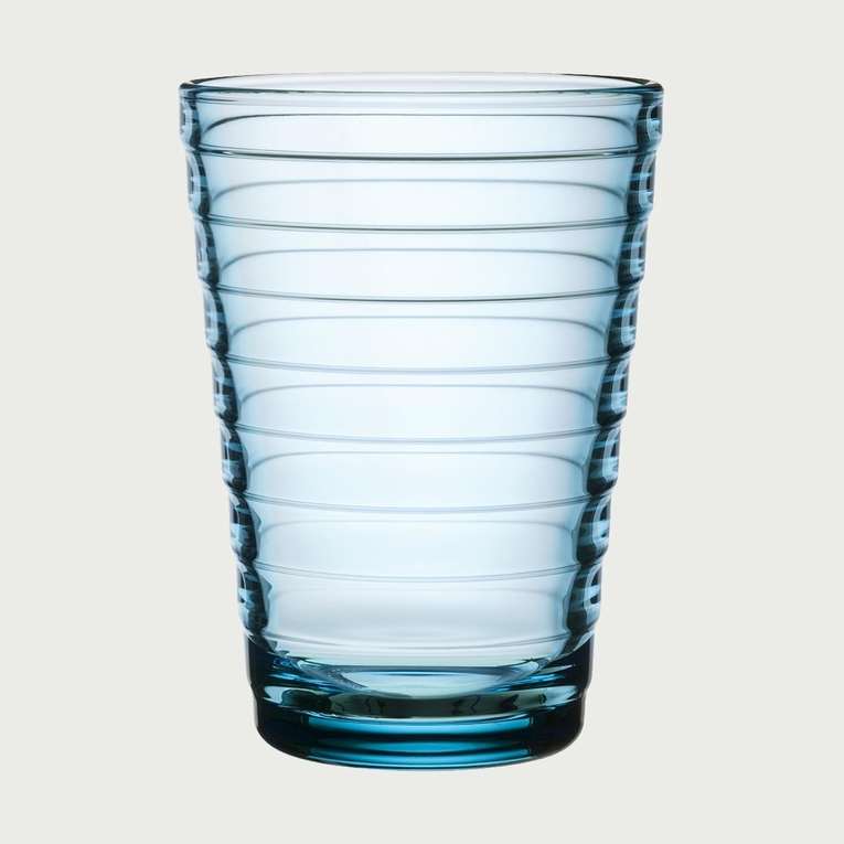 Iittala Aino Aalto Light Blue Tumblers - Set of 2