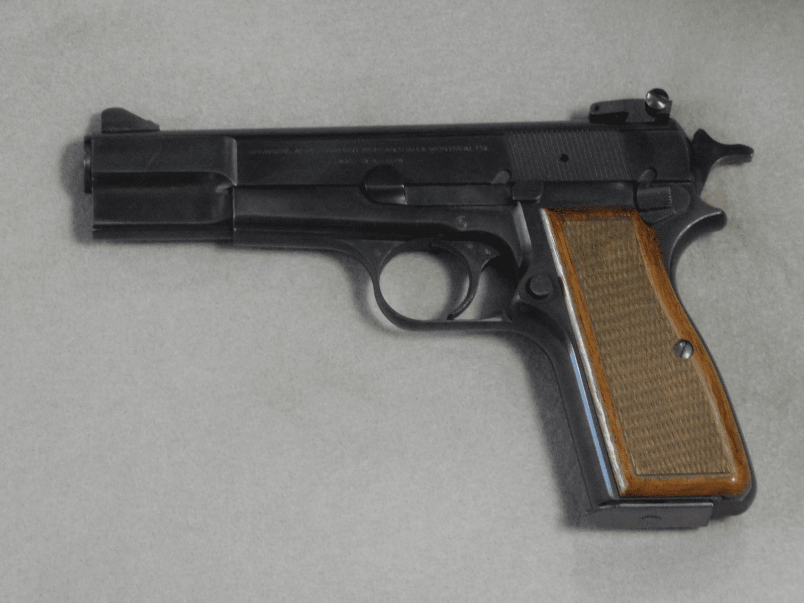 Browning HI Power (9mm) ***Pending***
