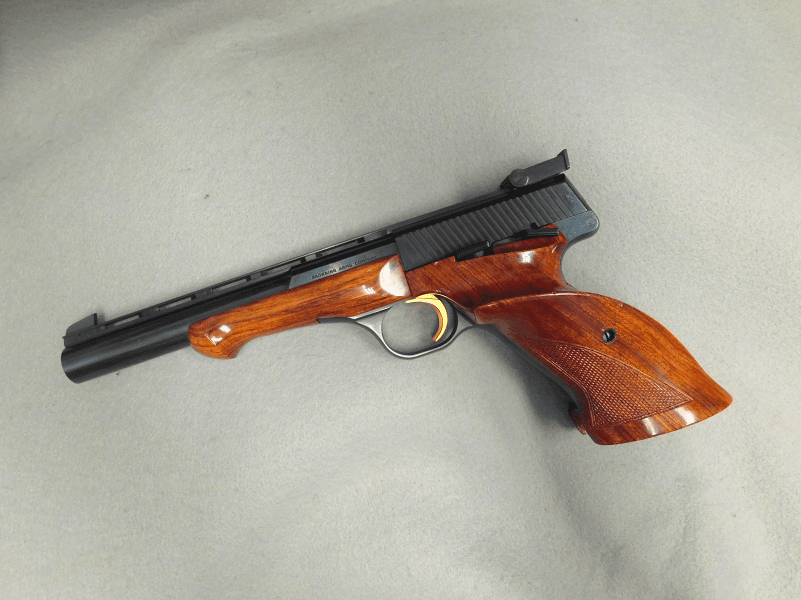 Browning The Medalist (.22LR)