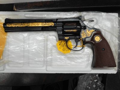 Colt Diamondback .22LR, Excellent Condition---Call for Price $