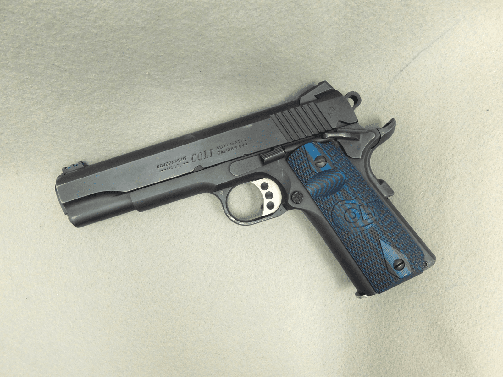 Colt Government 1911 (9mm) ***Pending***