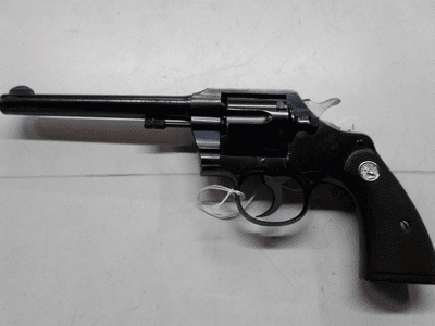 Colt official Police 22 LR very nice condition