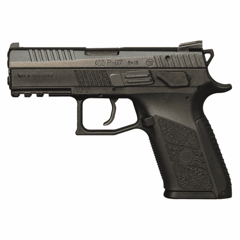 CZ P-07 9MM W/Two Mags, New, In Stock