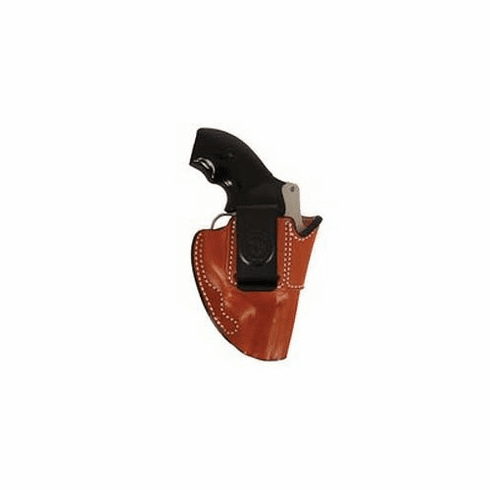 "Desantis 045 Summer Heat Inside the Pant Right Hand Tan 2"" S&W J-Frame Leather 045TA02Z0"