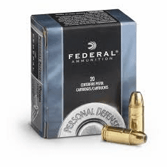 Federal Personal Defense 115 Gr JHP