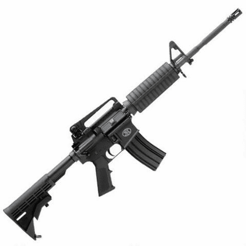 FN 15 (With Knights handguard)