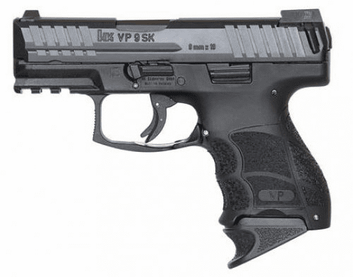 HK VP9SK (9mm) Night Sights