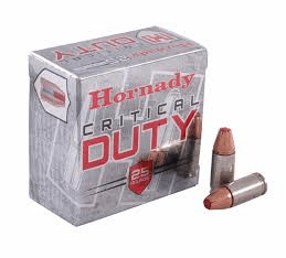 Hornady Critical Duty 135 Gr FlexLock