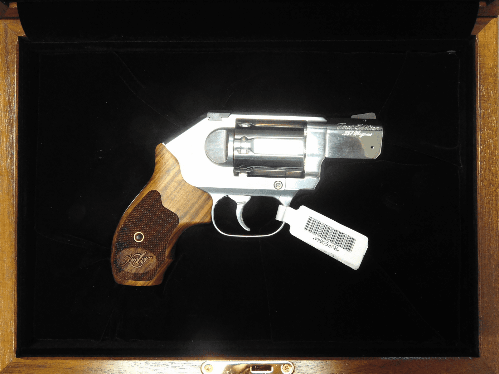 Kimber K6S First Edition (.357) ***UNFIRED***