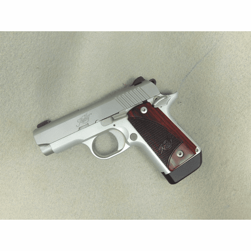 Kimber Micro 9 (9mm) Original box and pouch