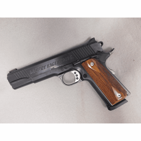 Magnum Research Desert Eagle 1911, .45 W/Four Mags, Holster and