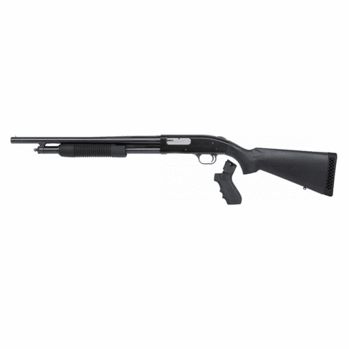 "Mossberg 500 Persuader 18.5"" 20 ga w/Pistol Grip, New In Stock"