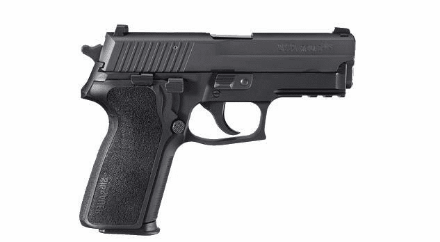 P229 Nitron (9mm) Night sights