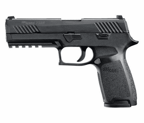 P320 Full Size (9mm) Night Sights