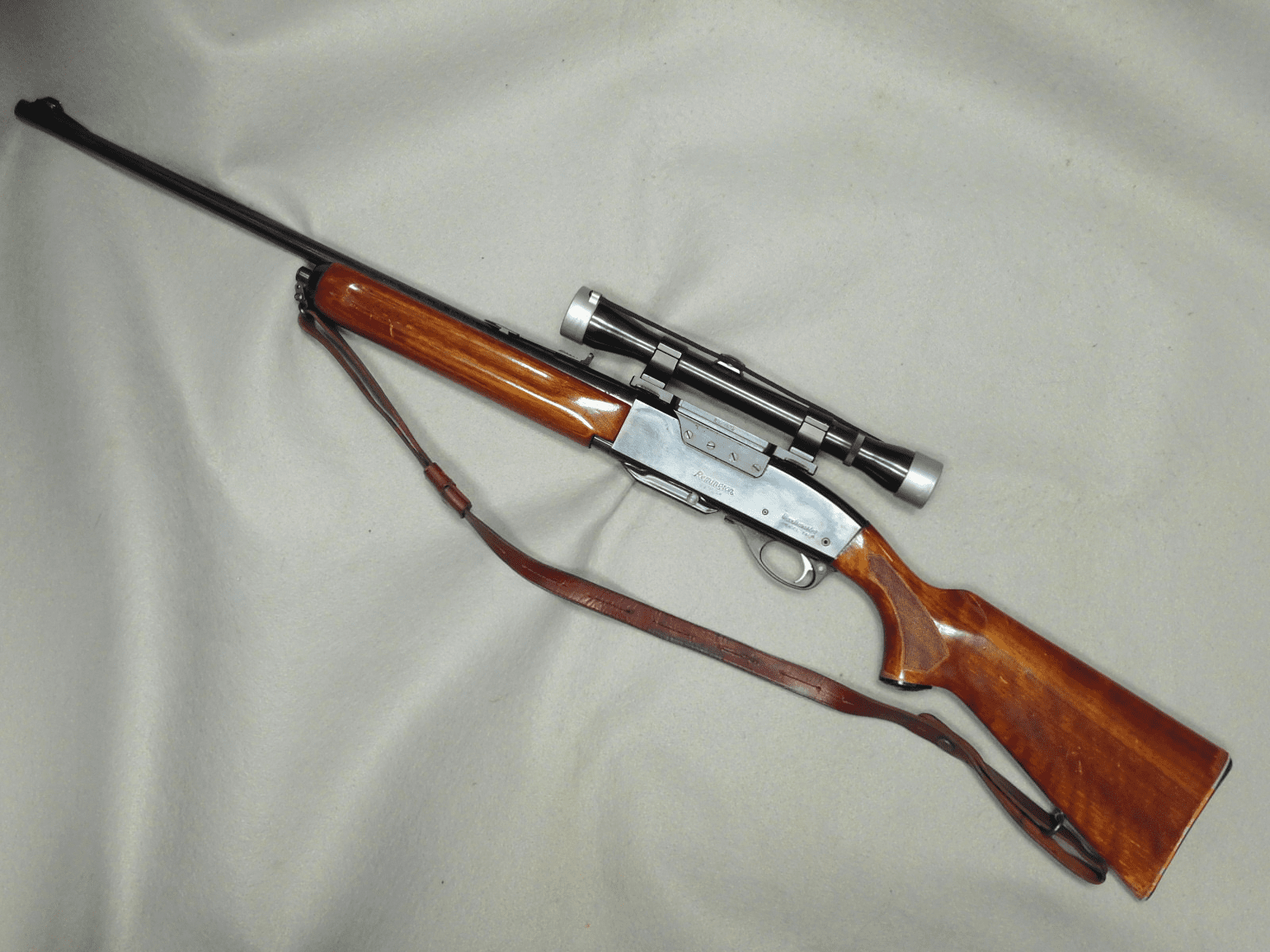 Remington 740 Woodsmaster w/Scope (30-06)