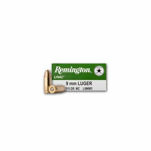 Remington UMC 115 Gr