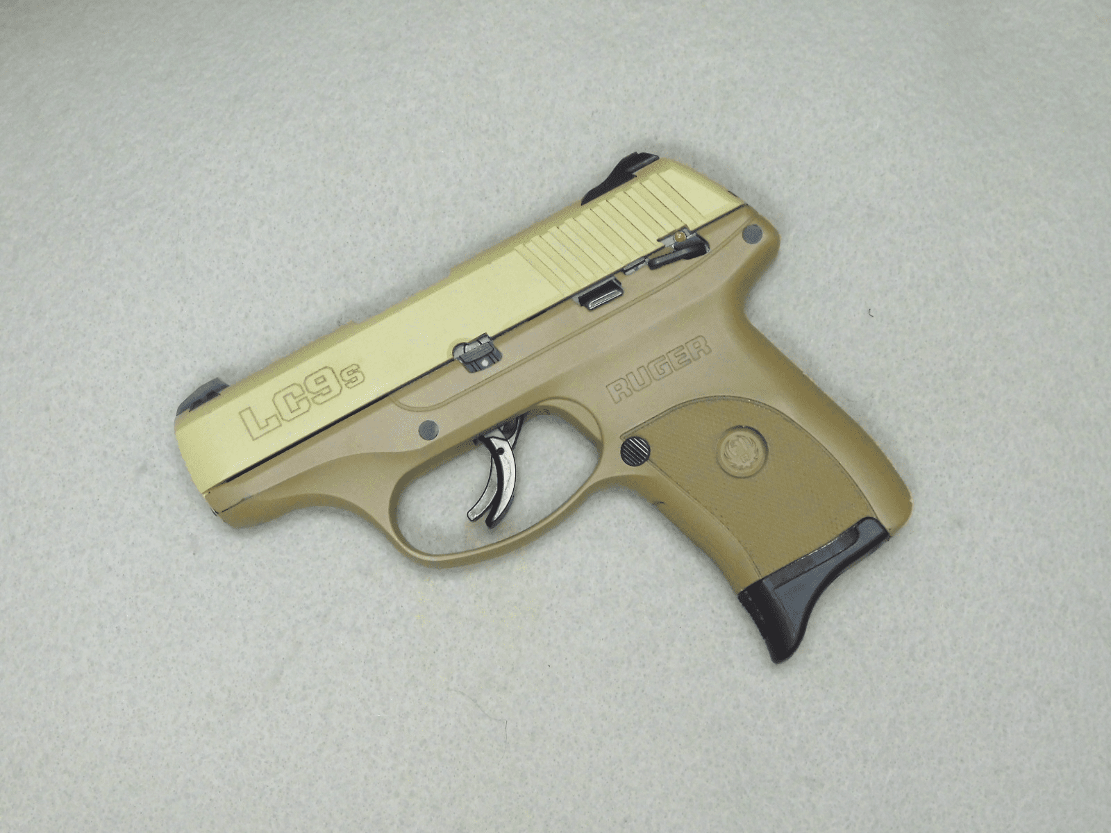 Ruger LC9S FDE (9mm) ***Pending***