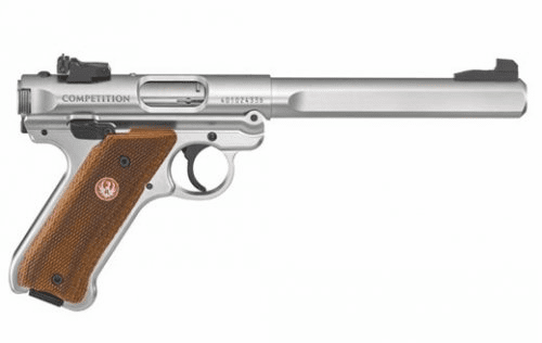 Ruger Mark IV Competition (.22LR)