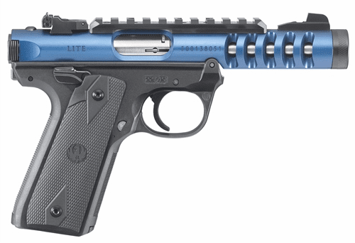 Ruger Mark IV Lite Blue (.22LR)