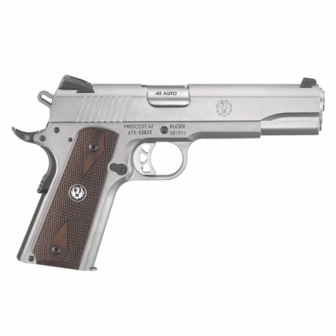 Ruger SR1911-AS (.45)