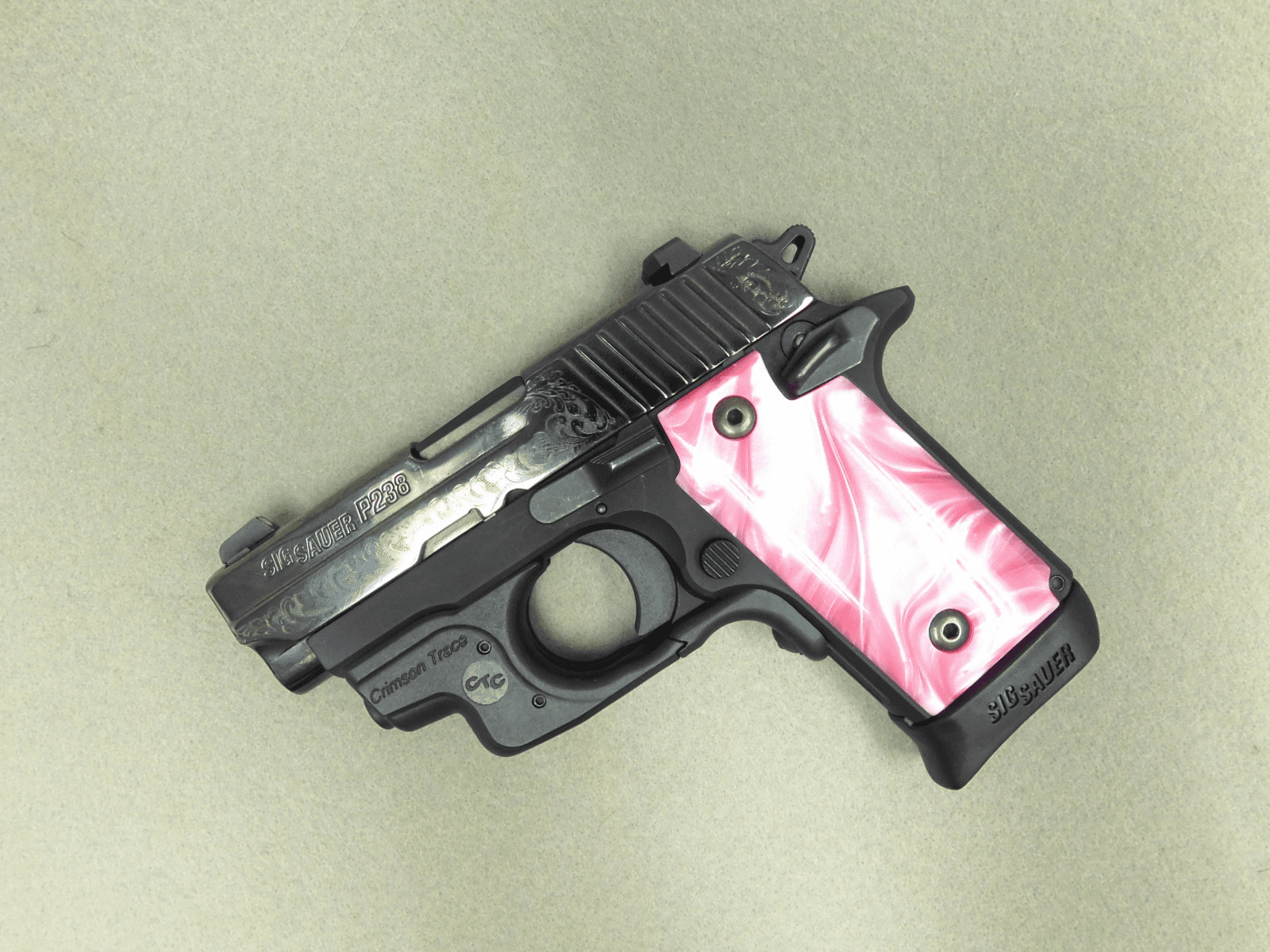 Sig Sauer P238 Pink Pearl (.380)