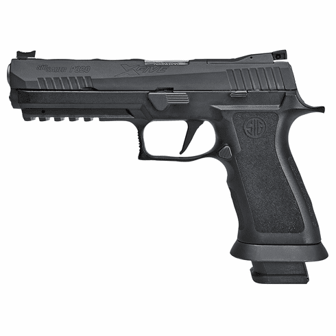 Sig Sauer P320 X-Five (9mm) Four mags