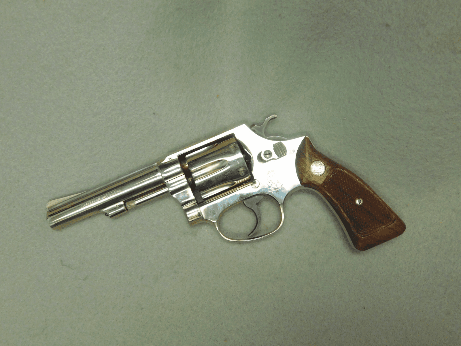 Smith & Wesson 31-1 (.32 long)