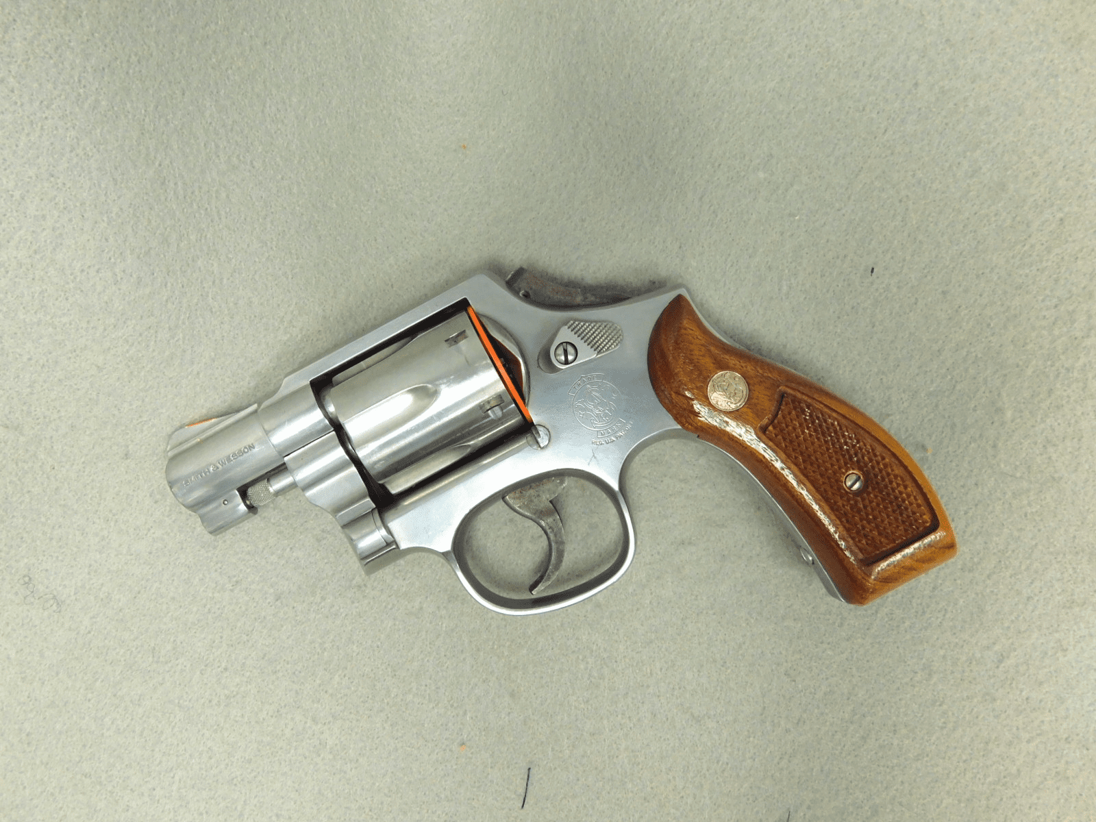 Smith & Wesson 64-4 (.38)