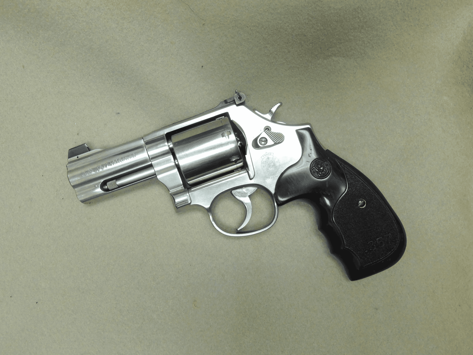 Smith & Wesson 686-6 (.357)