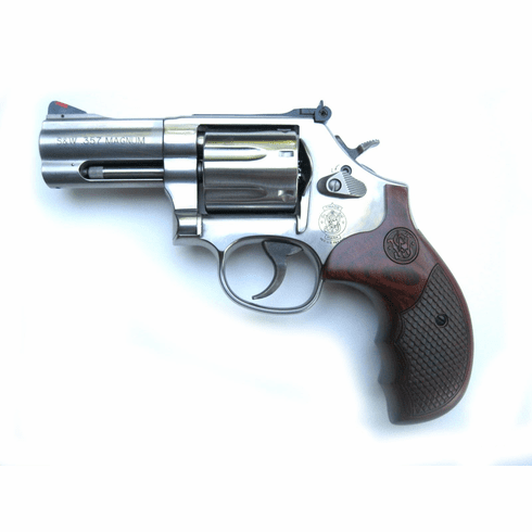 Smith & Wesson 686-6 Plus Deluxe (.357)