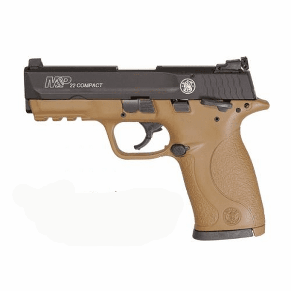 Smith & Wesson M&P 22 Compact FDE (.22)