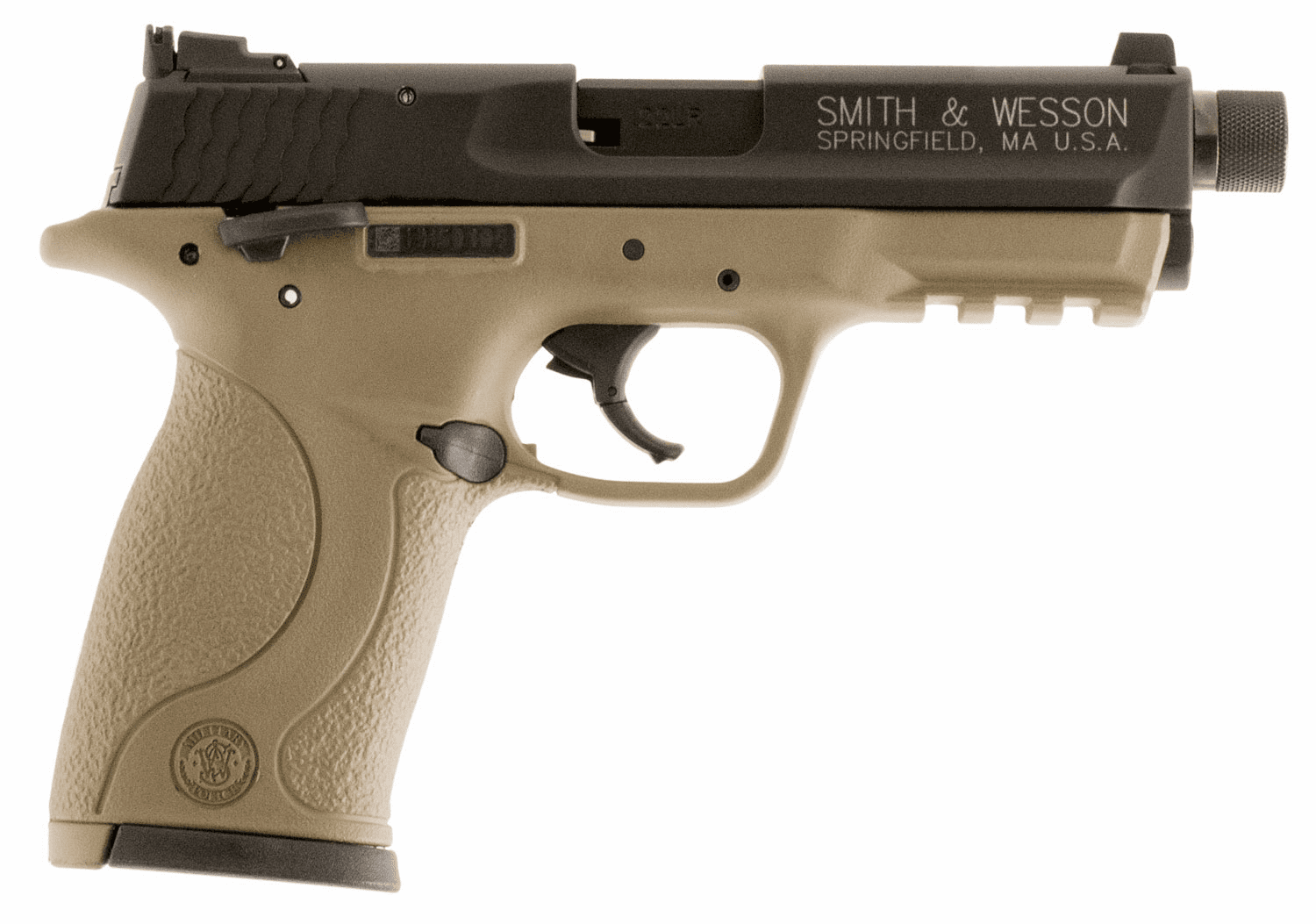 Smith & Wesson M&P 22 Compact w/Threaded Barrel