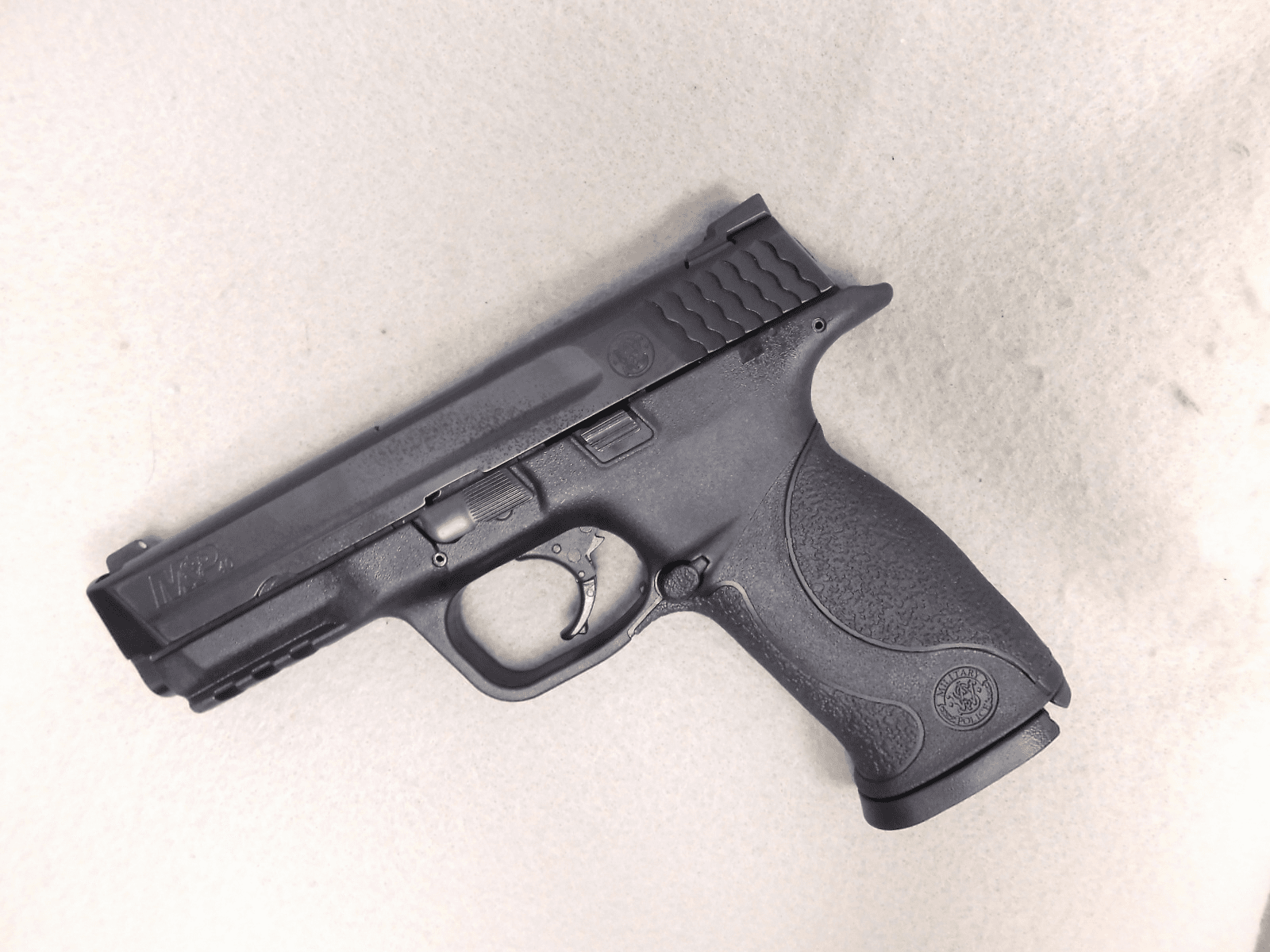 Smith & Wesson M&P 40 (.40)
