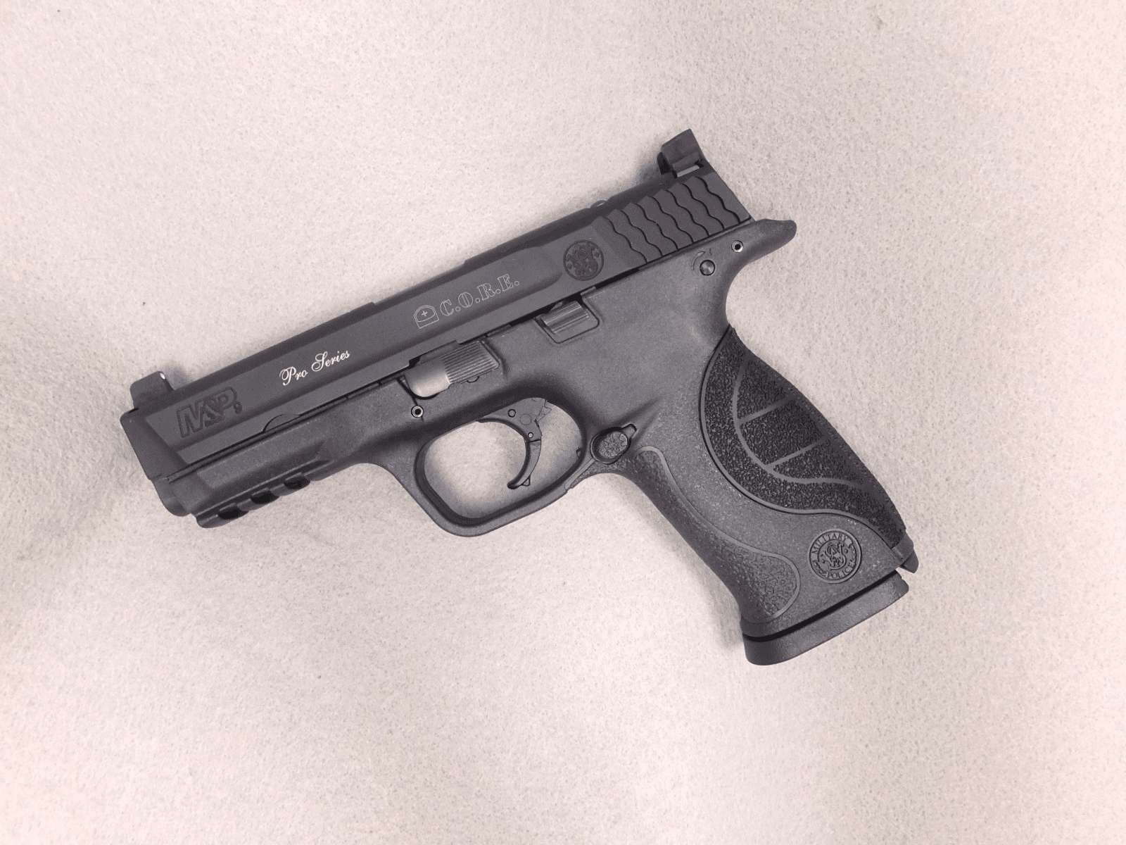 Smith & Wesson M&P 9 Pro Series (9mm)