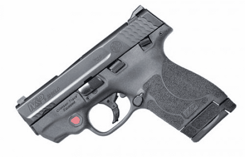 Smith & Wesson M&P 9 Shield M2.0 w/CT Laser (9mm)