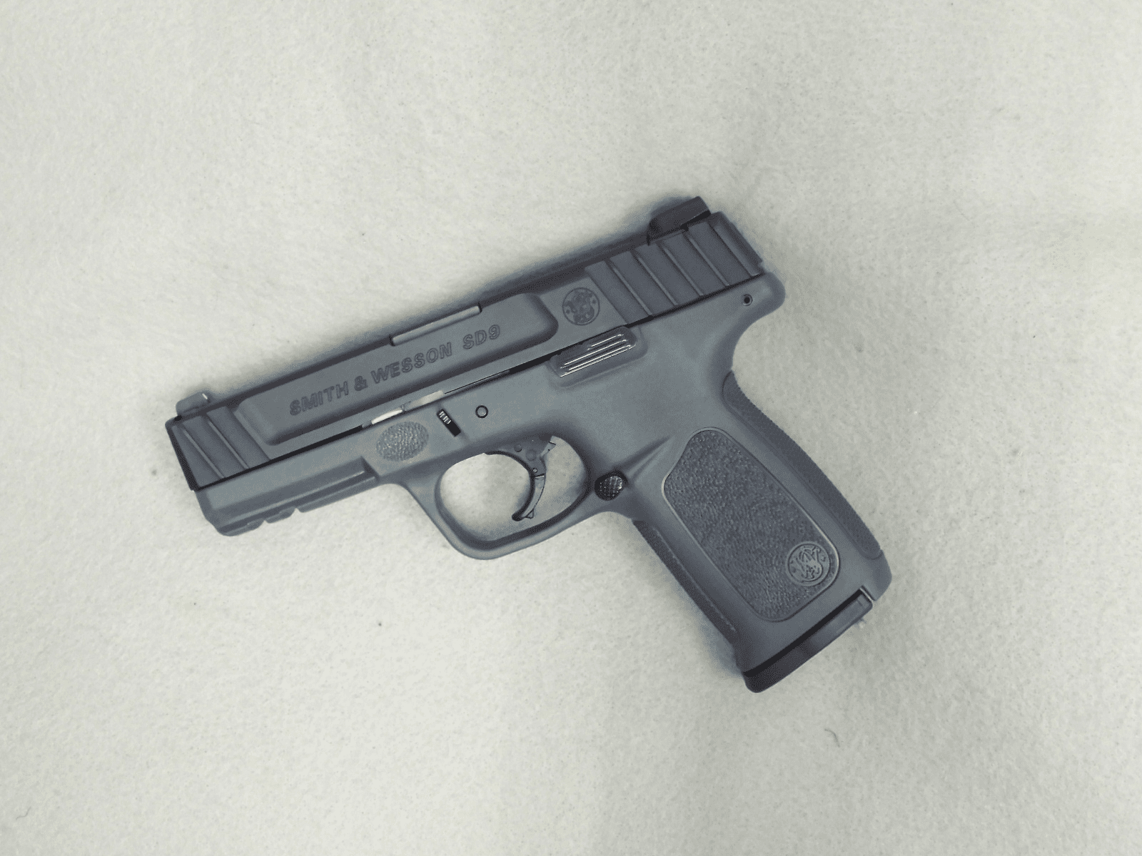 Smith & Wesson SD9 Two-Tone (9mm)