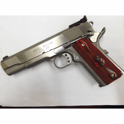 Springfield Armory 1911-A1 (.45)