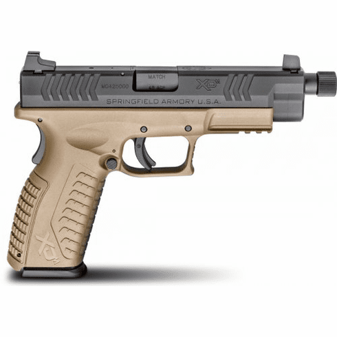 Springfield Armory XDM-45 (.45) Threaded Barrel