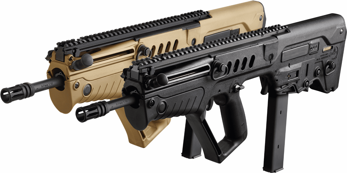 Tavor SAR 9mm (black)