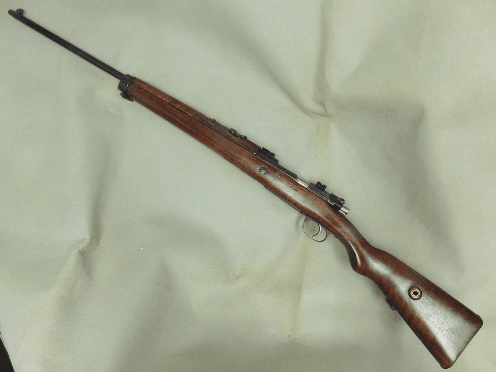 Turkish Mauser (8mm)