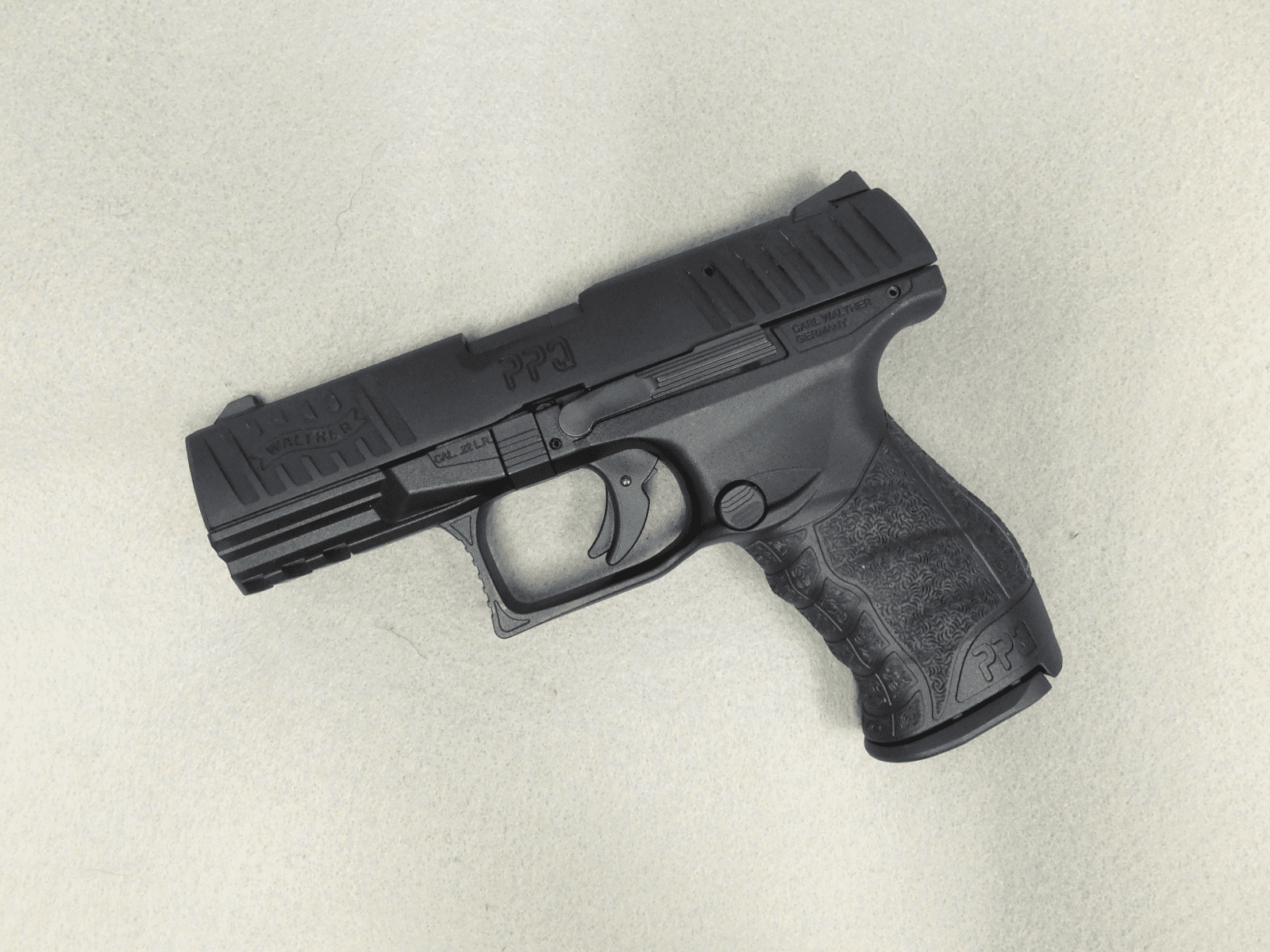 Walther PPQ (.22lr)